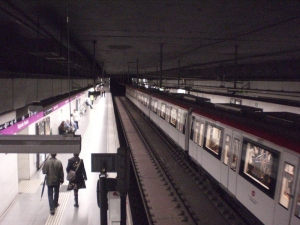 Barcelona Metro - L4 line
